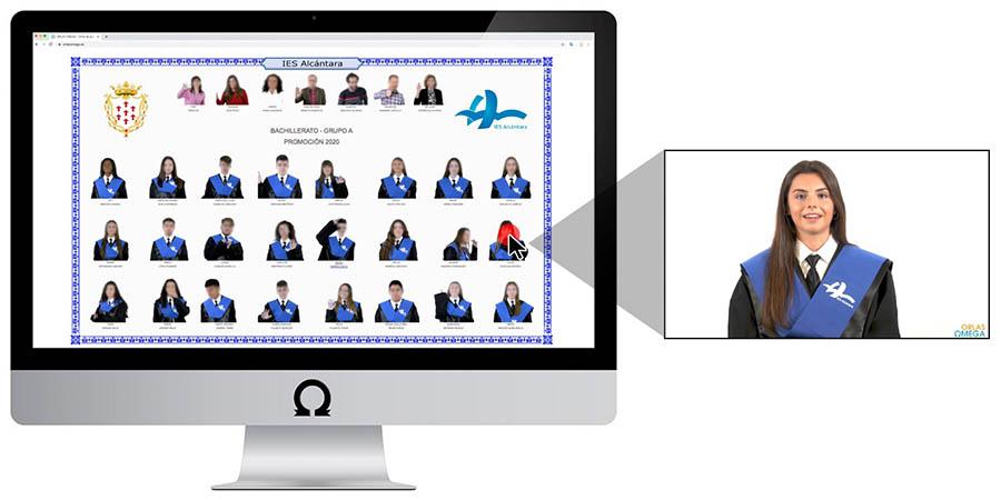 razones para hacer una orla de graduación interactiva