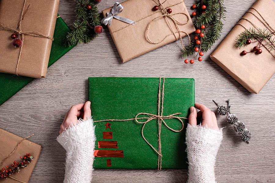 Por qué regalar productos personalizados en Navidad
